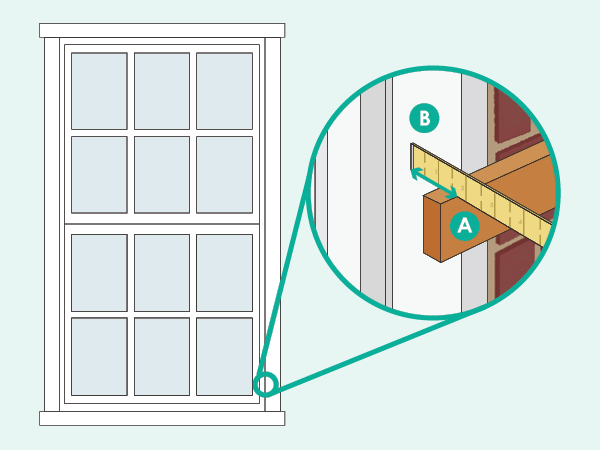 use Adorned Openings' functional exterior shutter hardware guide to ensure you select the right shutter hardware