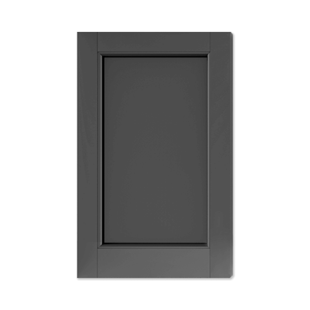 Adorned Openings offers flat panel window shutter samples to help find the right exterior shutters for your home