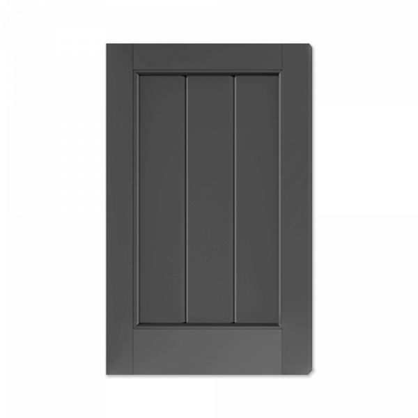 Adorned Openings offers framed board & batten window shutter samples to help find the right exterior shutters for your home