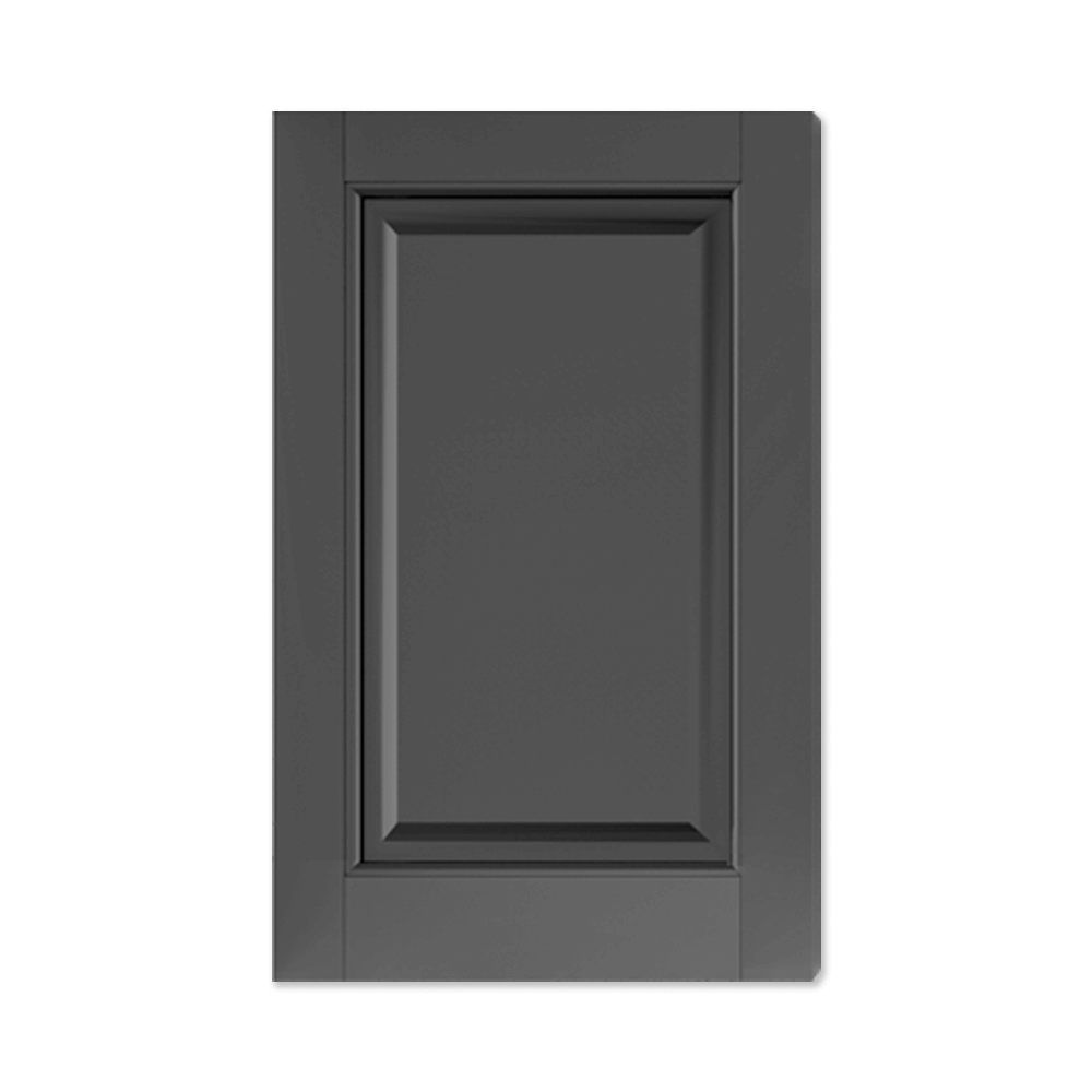 Adorned Openings offers raised panel window shutter samples to help find the right exterior shutters for your home