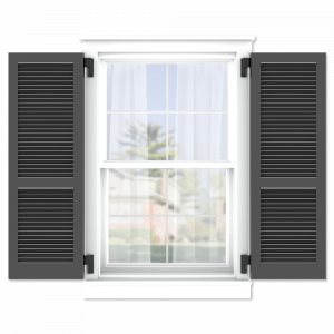 personalize your Adorned Openings 60/40 wide louver shutters by size, color, quantity and more.